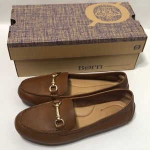 Born Footwear Magnolia Brown Flat/Loafer Shoes